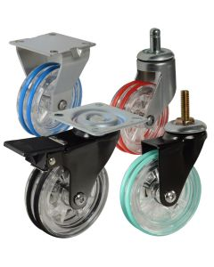 Cool Casters #250 Acrylic Modern Series