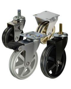 Cool Casters #360 Aluminum Rim Series